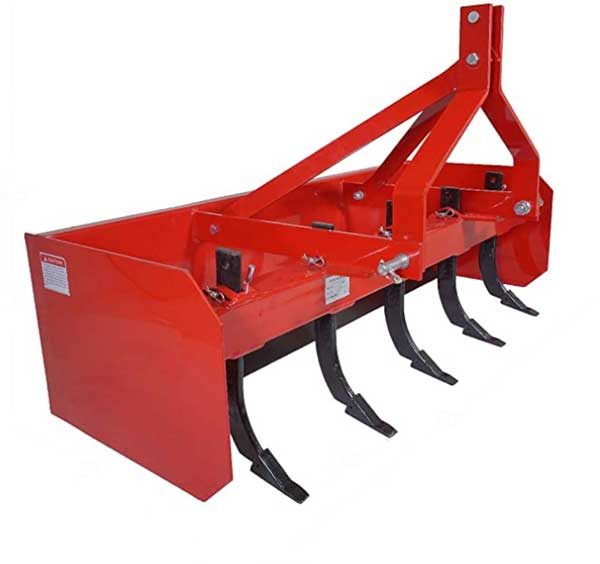 Box Blade  Implements