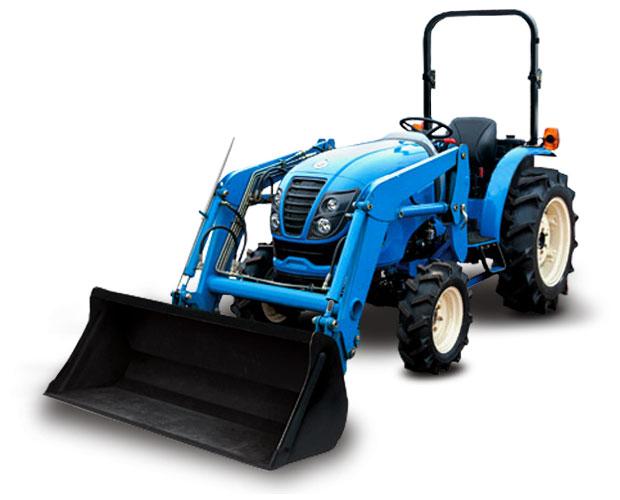 LS MT3E SERIES Compact Tractors