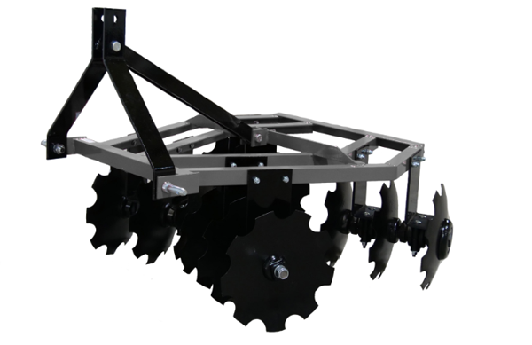 Disc Harrow  Implements