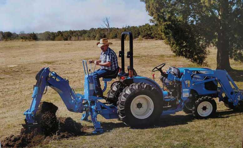 LS MT2E SERIES Compact Tractors