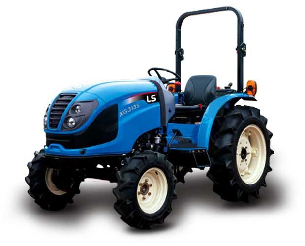 LS XG3100 SERIES Compact Tractors