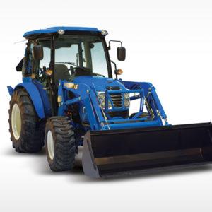 LS XR4100 SERIES Compact Tractors